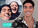 Taylor Zakhar Perez denies dating his Kissing Booth 2 co-star and pal Joey King: 'I love her dearly'