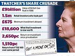 Tell Sid he's made a return of 2,650%:Centrica's had a rough ride but investors still cashed in