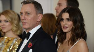 Daniel Craig and Rachel Weisz are becoming parents for the very first time