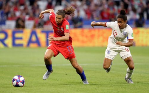 Fifa report reveals evolving women's game at 2019 World Cup: players were quicker than ever