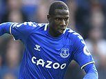 Abdoulaye Doucoure facing 'lengthy spell on sidelines' with broken foot as Everton consider surgery