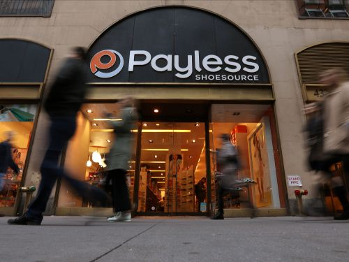 The rise and fall of Payless ShoeSource
