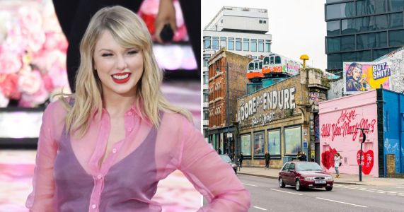 A guide to London based on Taylor Swift's London Boy