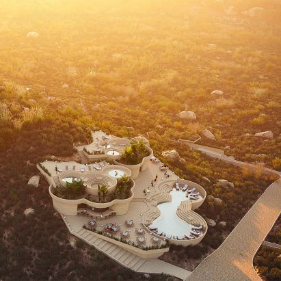 Rojkind Arquitectos unveils Ummara resort with 28 villas embedded in Mexican hills