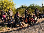 Border agents capture 1,800 illegal immigrants in one day