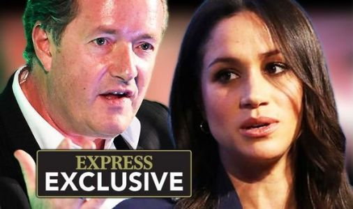 Meghan Markle told to 'get perspective' as Piers Morgan brands her a 'privileged princess'