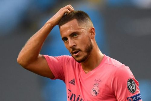 4 possible destinations for Hazard as Real Madrid lose patience with £103m flop