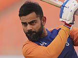 Virat Kohli to STEP DOWN as India's Twenty20 captain after the upcoming World Cup in Dubai