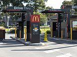 McDonald's Australian profits are expected to plunge 20 per cent due to the coronavirus pandemic