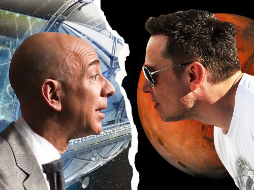 Elon Musk and Jeff Bezos are in an epic, years-long feud over space travel. Here's a timeline of the billionaires' most notable battles