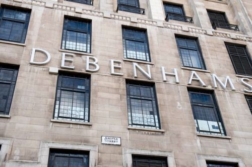 Debenhams enters administration putting thousands of Scots jobs at risk