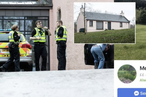 Couple came to Scottish holiday cottage to die in bizarre online suicide pact