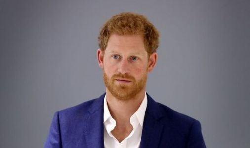 Prince Harry 'locked out like a little boy' in Meghan Markle's birthday video, says expert