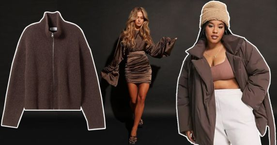 The best brown fashion pieces to get you through autumn