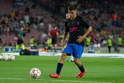 Barcelona working on date to announce contract extension of future star