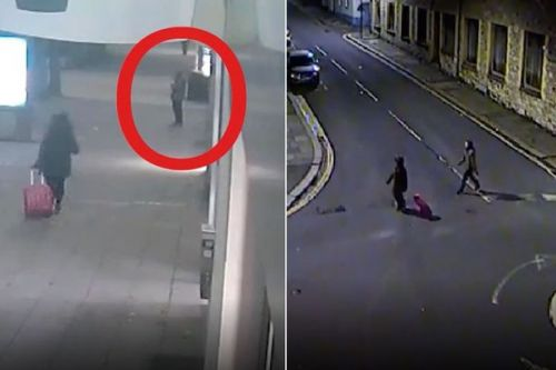 Knifeman 'hunts' terrified teen through streets 'like scene from Luther'