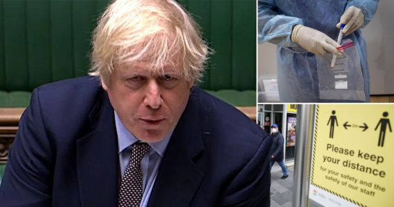 Boris Johnson 'very proud' of coronavirus response despite 50,000 deaths