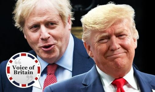 Boris urged to prioritise trade deal with US - 'Put the EU at the back of the queue!'