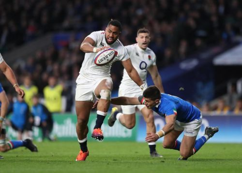 England star Joe Cokanasiga was performing a Fijian war dance at the opener to the last World Cup - now he's ready to star in one