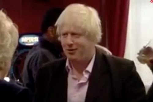 Boris Johnson's painful EastEnders cameo resurfaces online and fans are cringing