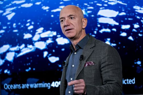 Jeff Bezos launches $10 billion fund to fight climate change - CNET