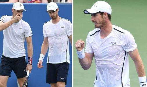 Andy Murray explains real reason he ditched doubles ahead of Winston-Salem Open