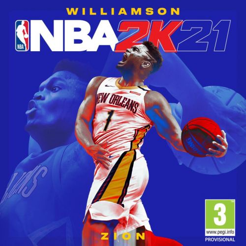 Zion Williamson revealed as cover star for NBA 2K21 next gen console editions