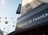 Four House of Fraser stores within shopping centres saved from closure