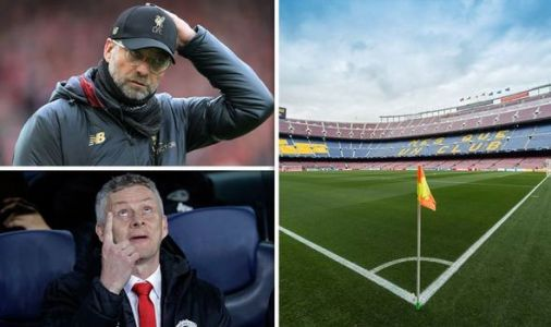 Liverpool copy Man Utd strategy ahead of Champions League semi-final with Barcelona