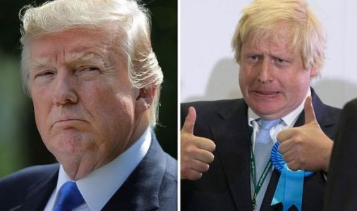 Tory leadership race: Which Tory leadership candidate would work best with Donald Trump?