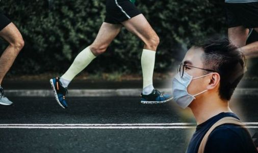 Coronavirus: Doctor reveals if you can catch virus from joggers breathing heavily