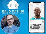 Founder of dating app for men with small penises launches site for bald singletons