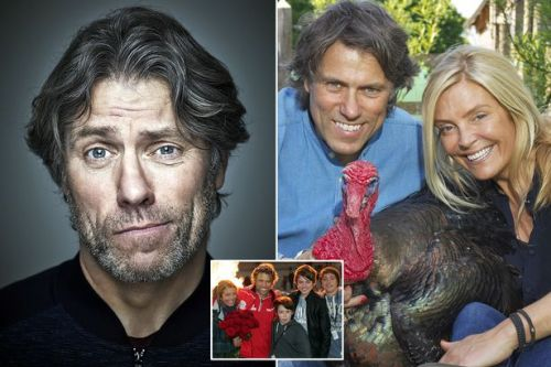 John Bishop says being dad is hard as 'bits you get wrong live with you forever'