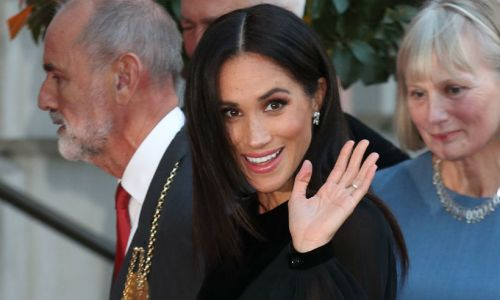 Meghan Markle charms and dazzles at first solo engagement - live updates