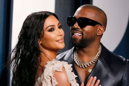 Kim Kardashian 'vows to fully support' Kanye West in presidential bid. in 2024