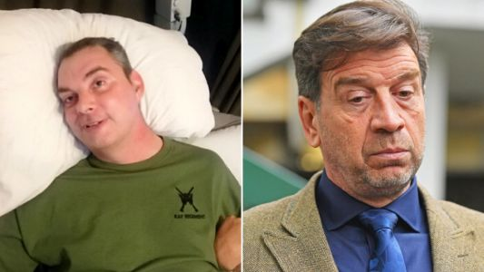 Nick Knowles pays heartfelt tribute to dad who died five years after being attacked by football thugs