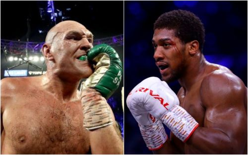 Eddie Hearn reveals how Anthony Joshua can beat Tyson Fury