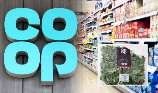 Co-op food recall: Urgent warning on kale as packs could contain thistles - safety risk