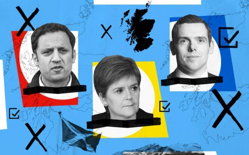 Scottish election results 2021: the charts and maps that show how Scotland voted