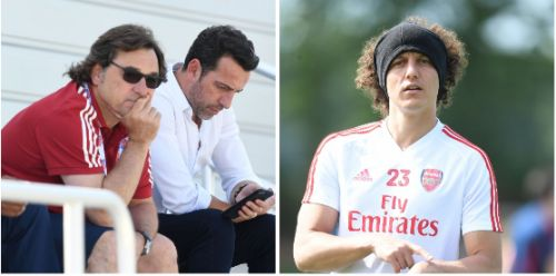 The astonishing total cost of David Luiz's transfer from Chelsea to Arsenal revealed