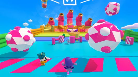 Madcap party game Fall Guys is coming to Steam in August