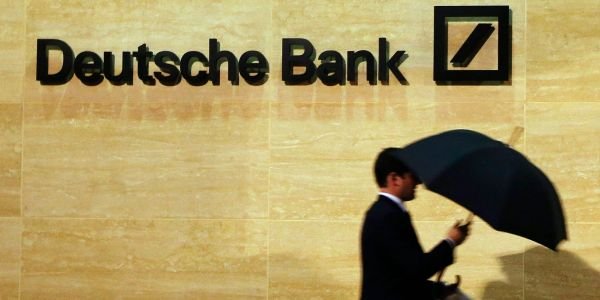 Deutsche Bank posts a surprise bounce back to profit with 3rd-quarter earnings, driven by 47% jump in debt-trading