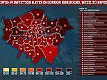 London lockdown on a knife edge: Tier decision 'could go either way'
