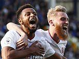 Everton 0-2 Sheffield United: Lys Mousset's strike seals smash-and-grab win for Blades