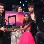 Aryananda Babu wins 'Sa Re Ga Ma Pa Lil Champs' 2020 edition