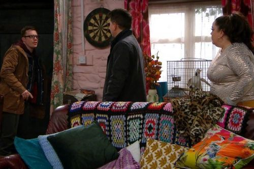Vinny storms off after learning the truth about Paul - has he left Emmerdale for good?