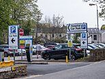 NHS car park sharks prey on cancer patients despite being told to stop charging them FIVE YEARS ago