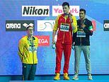 Mack Horton loses 400m freestyle swimming world championships final to Sun Yang