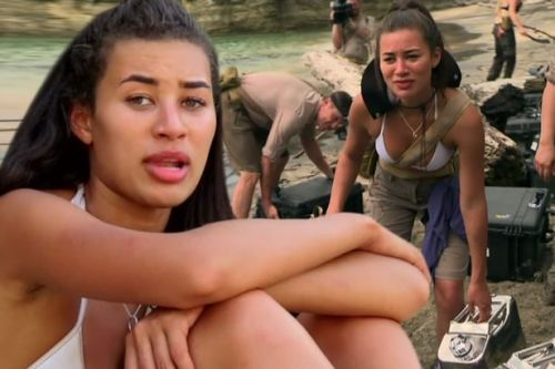 Montana Brown becomes second to quit Bear Grylls' Celebrity Island after Roxanne Pallett walked out