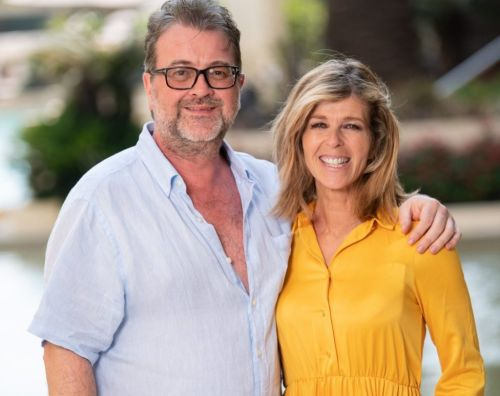 Kate Garraway 'excruciatingly worried' as husband Derek battles coronavirus in intensive care